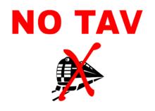 Il nostro sostegno al movimento No-Tav
