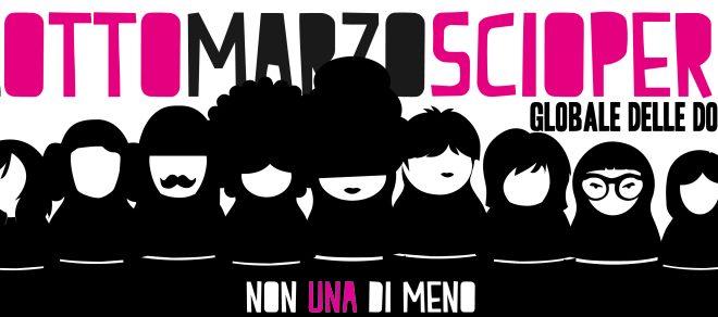 8 marzo 2017 : sciopero delle donne